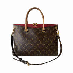 Louis Vuitton Monogram Pallas MM Tote Bag