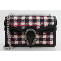 Gucci Small Tweed Dionysus Shoulder Bag