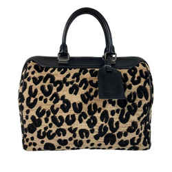 Louis Vuitton Limited Edition Stephen Sprouse Speedy 30 in Leopard