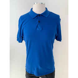 Burberry Size L Men's Polo Shirt