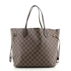 Neverfull NM Tote Damier MM