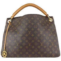 Louis Vuitton Monogram Artsy MM Hobo Bag 831lv53