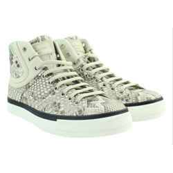 Louis Vuitton Men's 7UK 8US Python High Top Sneaker 25LVA859