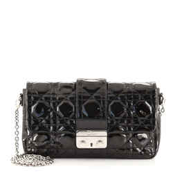 Miss Dior Promenade Bag Cannage Quilt Patent