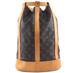 Louis Vuitton Randonnee Backpack PM Monogram Canvas