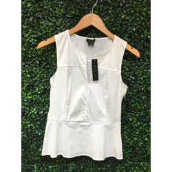Theory Size Small White Top