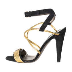 Versace Collection Heeled Sandals