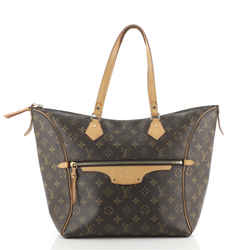 Tournelle Tote Monogram Canvas MM