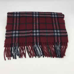 Burberry Red Checkered Print