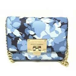 Michael Kors Tina Small Clutch & Cross-body Bag (navy)