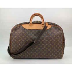 Louis Vuitton Monogram Alize 2 Way Travel Tote Bag