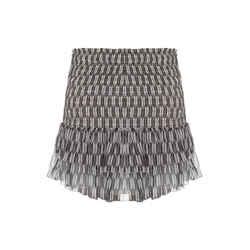 toile Isabel Marant Striped Zelia Mini Size: 8 (M, 29, 30)