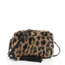 Lou Camera Bag Calf Hair Small