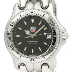 Polished TAG HEUER Sel Professional 200M Quartz Mens Watch WG1114 BF522761