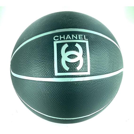 Chanel 2004 Ultra Rare CC Basketball Sports Ball 20cca625