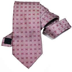 """Hermes Silk Necktie 7930 MA Faconnee """"H"""""""