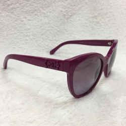 Authentic Chanel Fuschia Boy Brick Sunglasses