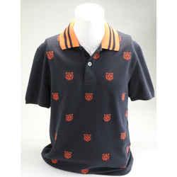 Gucci Tiger Head Polo Shirt