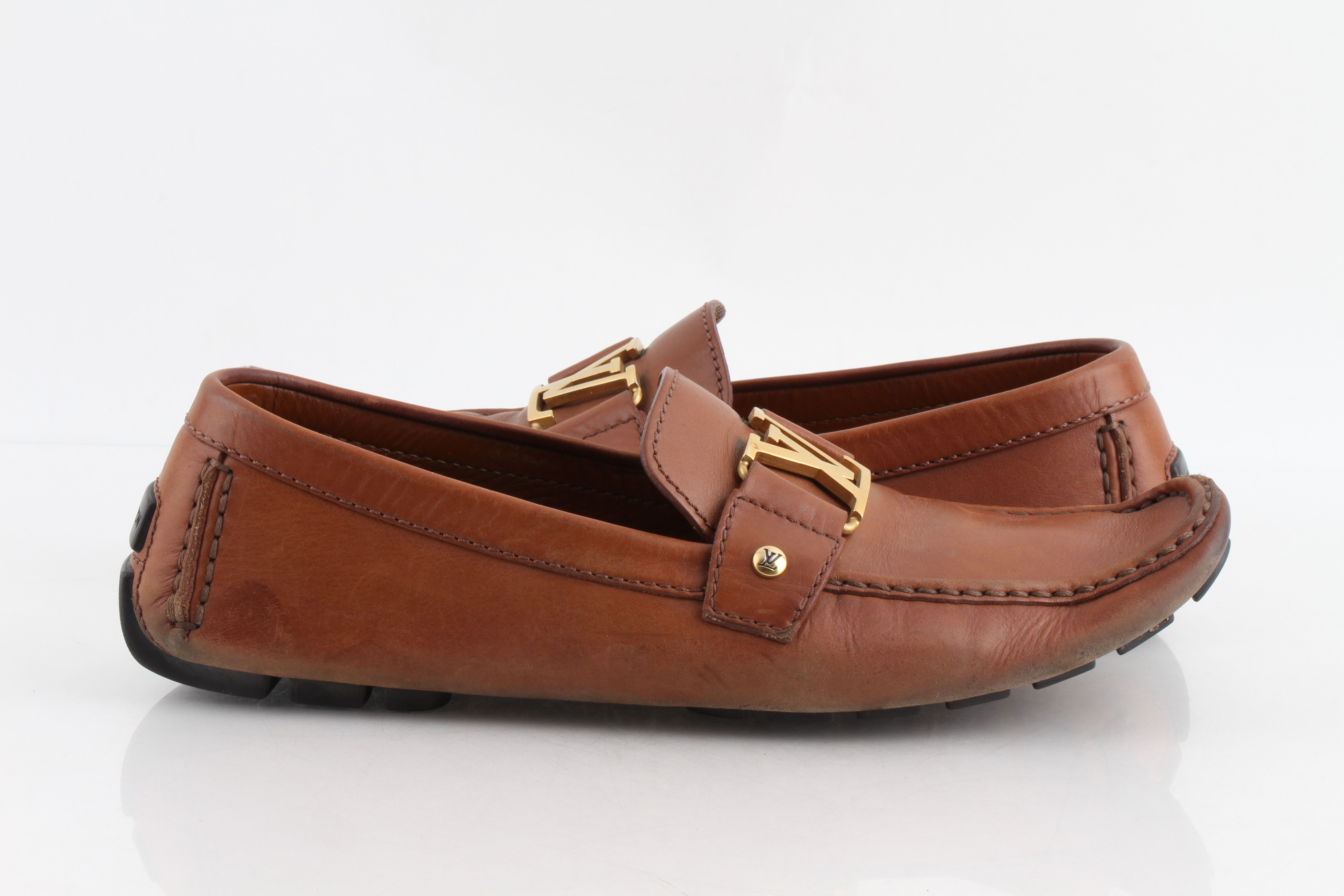 lv loafers