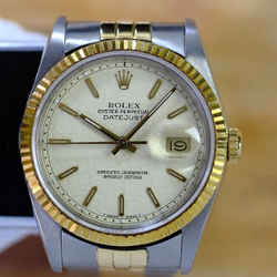 Rolex Datejust 16233 Jubilee Dial 36mm Watch-ALL FACTORY