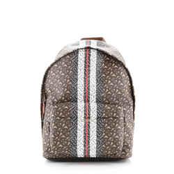 TB Zip Pocket Backpack Monogram E-Canvas