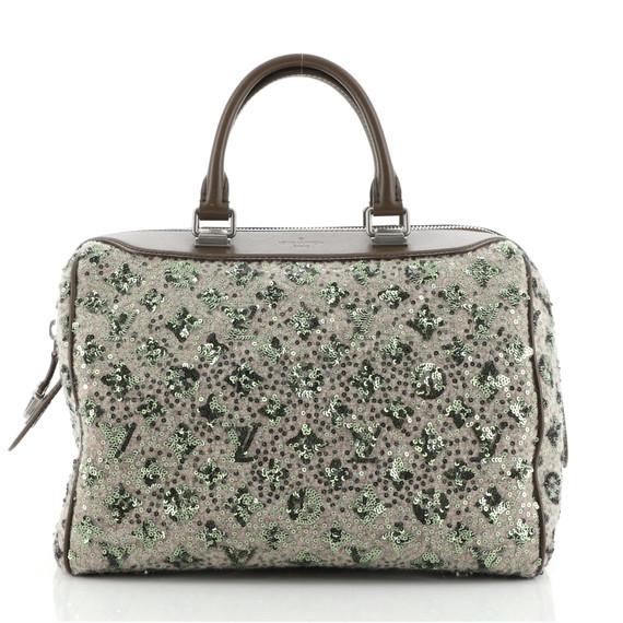 Speedy Handbag Limited Edition Sunshine Express 30