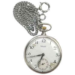Rolex Ref 4695 40mm Pocket Watch 862480
