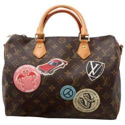 Louis Vuitton My LV World Tour Monogram Speedy Bandouliere 30 with Strap  861419