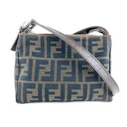 Fendi Monogram FF Zucca Mini Crossbody Bag 3FF1016