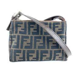 Fendi Monogram FF Zucca Mini Crossbody Bag 3FF1016