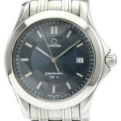 Omega Seamaster Quartz Stainless Steel Men's Sports Watch 2511.82 BF516242