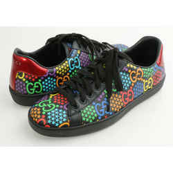 Gucci GG Supreme Monogram Psychedelic Ace Sneakers