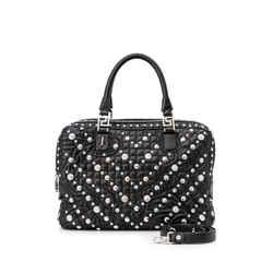 Pre-Owned Versace Vanitas Top Handle Bag