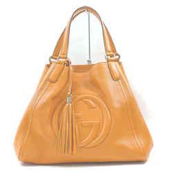 Gucci Orange Soho Tote Bag 85570