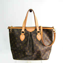 Louis Vuitton Monogram Palermo Pm M40145 Women's Shoulder Bag Monogram Bf506321