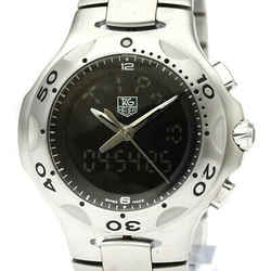 Polished TAG HEUER Kirium Formula 1 Chronograph Quartz Watch CL111A BF534926