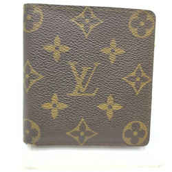 Louis Vuitton Monogram Porte Billets 6 Cartes Credit Men's Wallet Slender 861494
