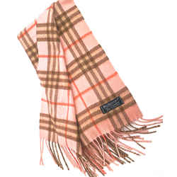 CLASSIC BURBERY CASHMERE SCARF VERY SOFT AND PRETTY