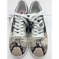 Stuart Weitzman Size 9 Black & Beige Shoes