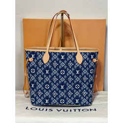Louis Vuitton Neverfull Mm Jacquard Since 1854 Textile Sold Out Limited Edition Bag 12.2L x 5.5W x 11H