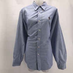 Ralph Lauren Blue Button Down XL