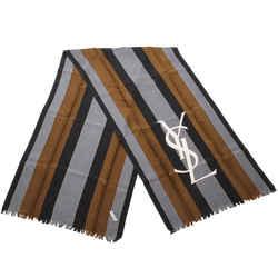 YSL Stripe Scarf