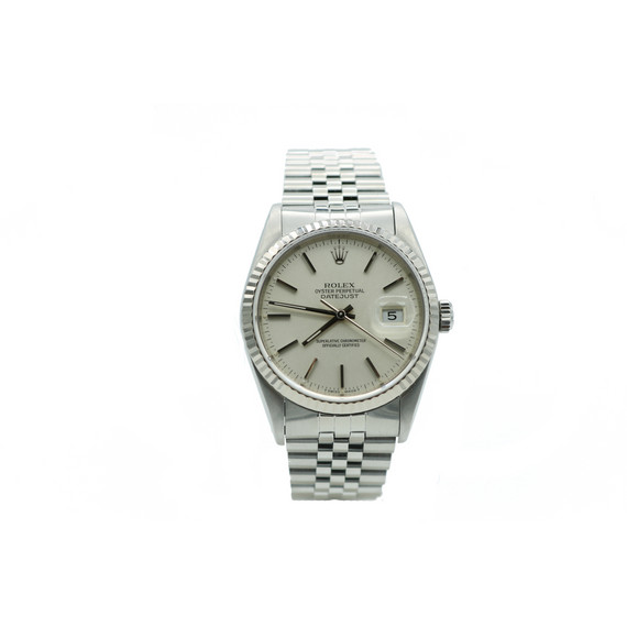 Gent's Stainless Steel Datejust Watch 16234