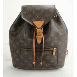 Louis Vuitton Monogram Montsouris NM Backpack - Brown