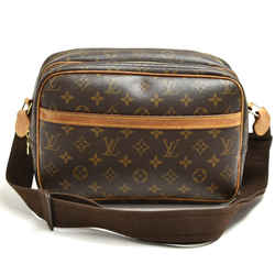 Vintage Louis Vuitton Reporter PM Monogram Canvas Shoulder Bag LU071
