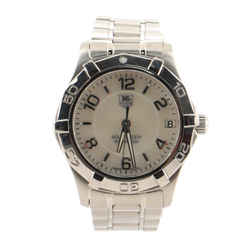 Aquaracer 300M Quartz Watch Stainless Steel and Mother of Pearl 32