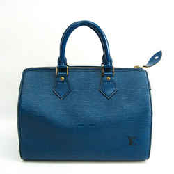 Louis Vuitton Epi Speedy 25 M43015 Women's Handbag Toledo Blue BF517682