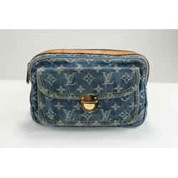 Louis Vuitton Monogram Denim Bum Bag