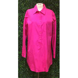 Michael Kors Size 10 Hot Pink Dress