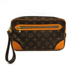 Louis Vuitton Monogram Marly Dragonne GM M51825 Women's Clutch Bag Mono BF521381